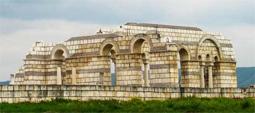 Плиска базиликата забележителности