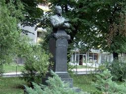 Свищов Паметник на Алеко Константинов