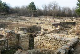 Антична крепост Нове забележителности