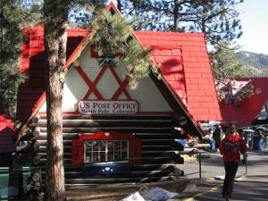 Пощенски офис на Дядо Коледа