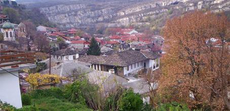 Архитектурно-историческият резерват Вароша Ловеч