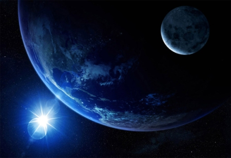 разходка в космоса
